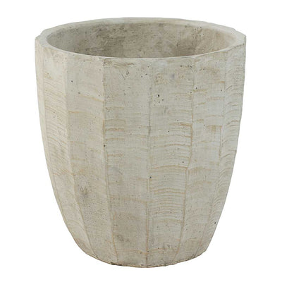 Ellis Plant Pot - Sand - Small