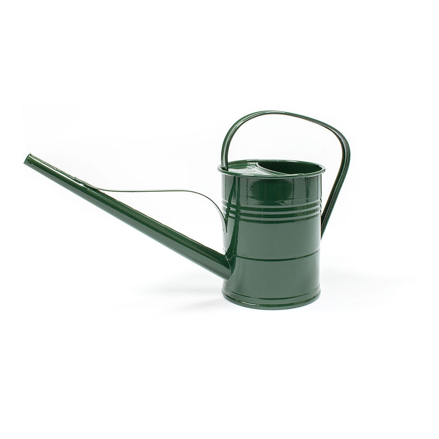 Hortology Zinc Indoor Watering Can 1.5L - Fir Green