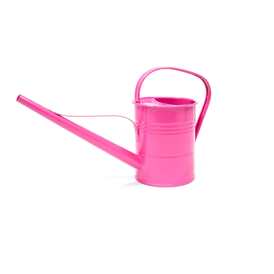 Hortology Zinc Indoor Watering Can 1.5L - Pink