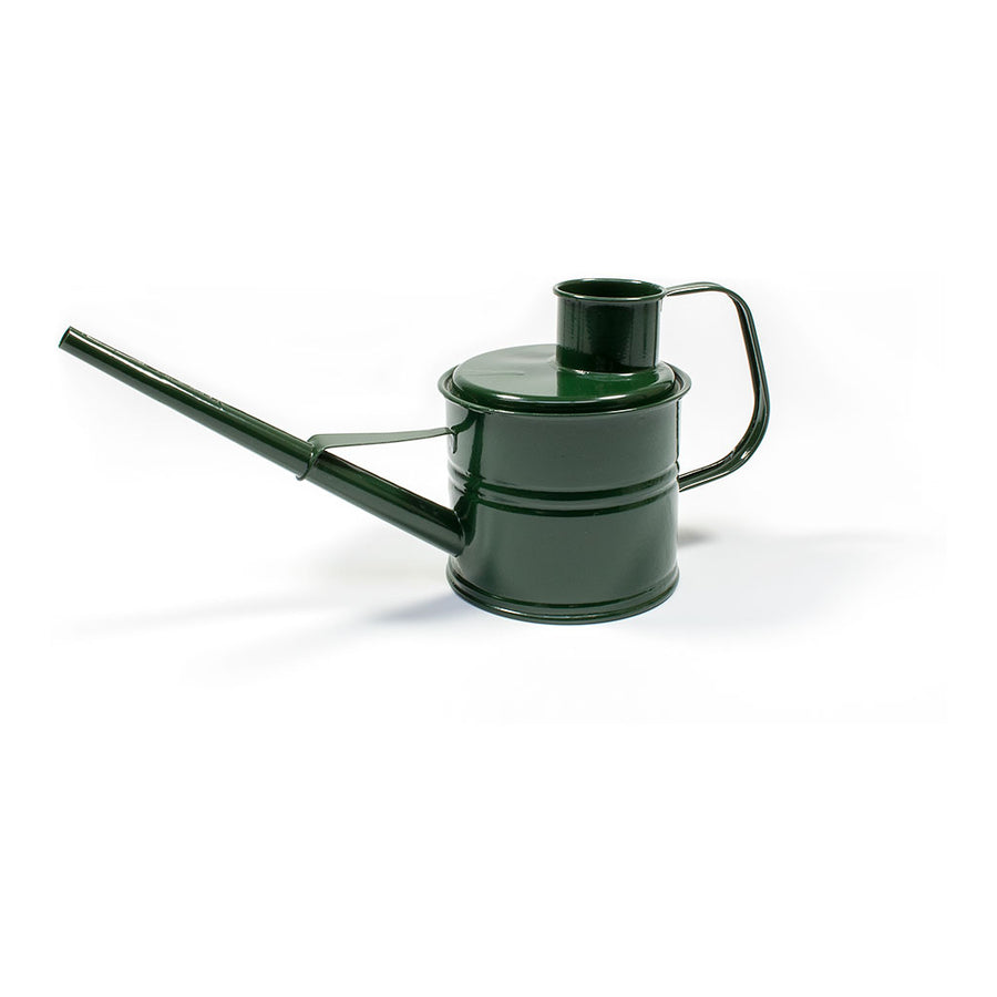 Hortology Zinc Classic Indoor Watering Can 2L - Fir Green