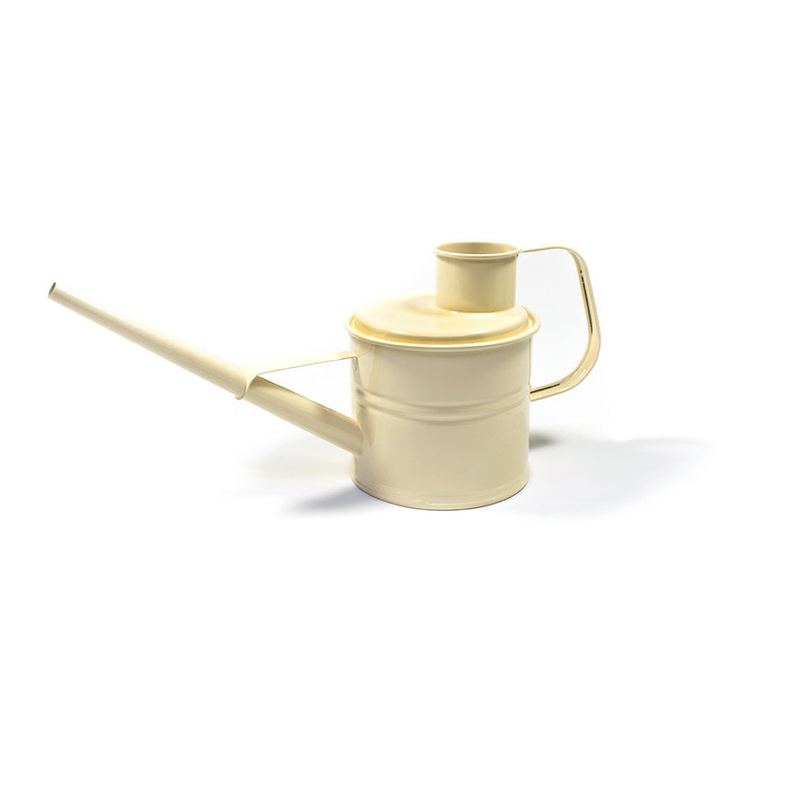 Hortology Classic Zinc Watering Can 2L - Ivory