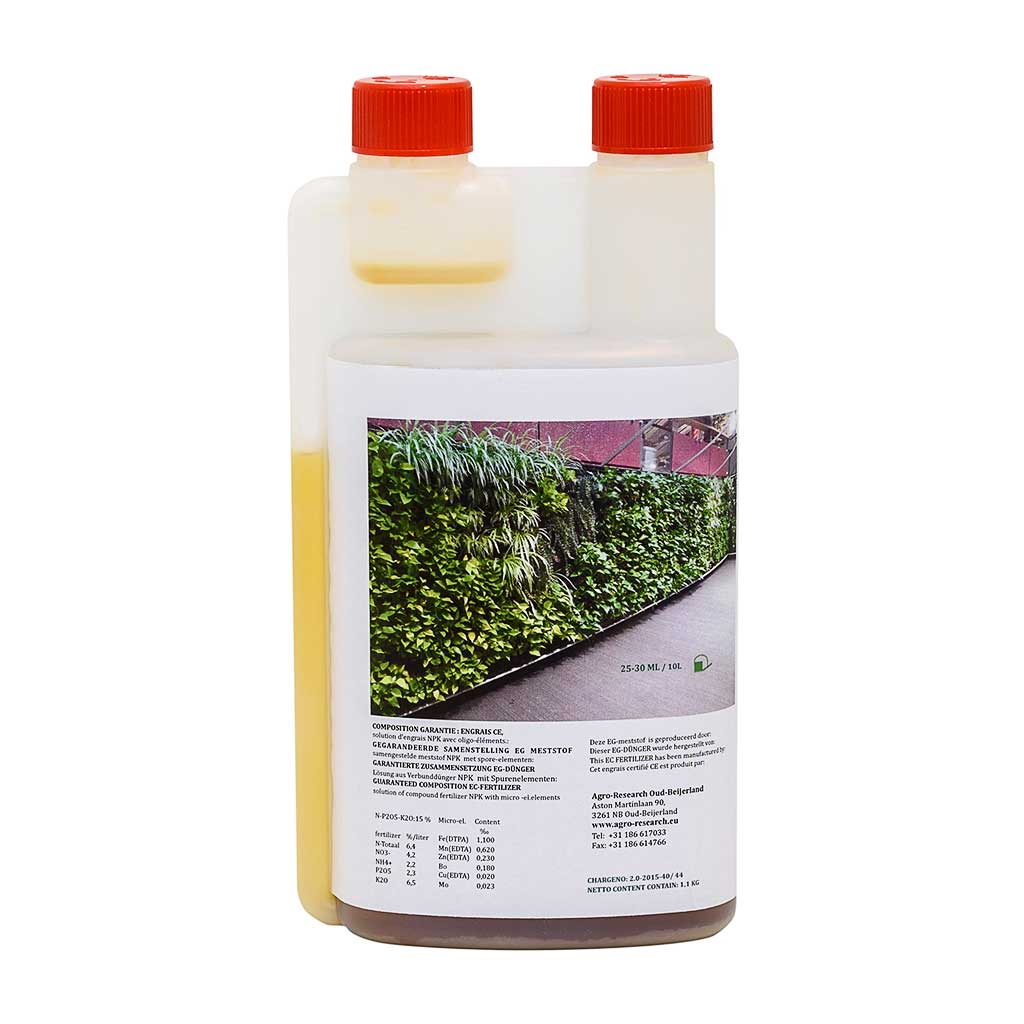 Hydroculture Liquid Nutrients 2.0