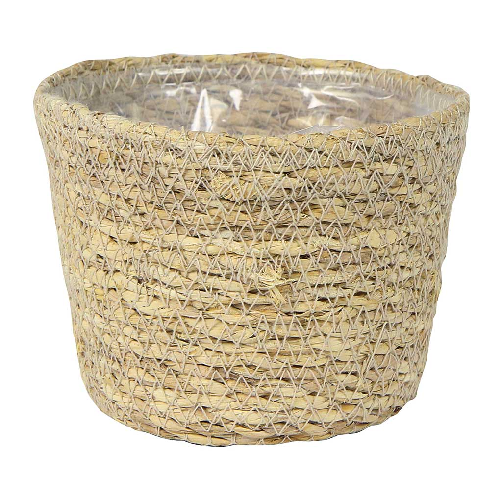 Igmar Plant Basket - Natural - XSmall