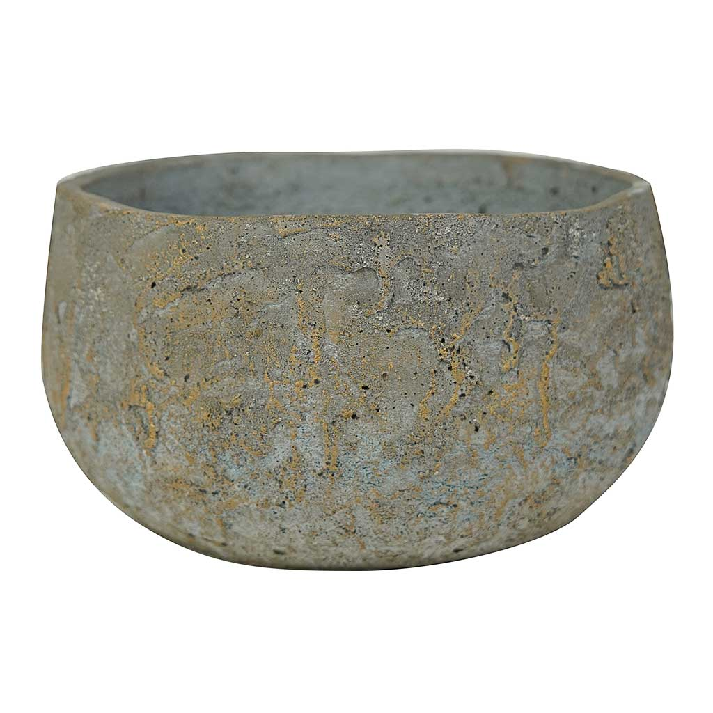 Jens Plant Bowl - Grey