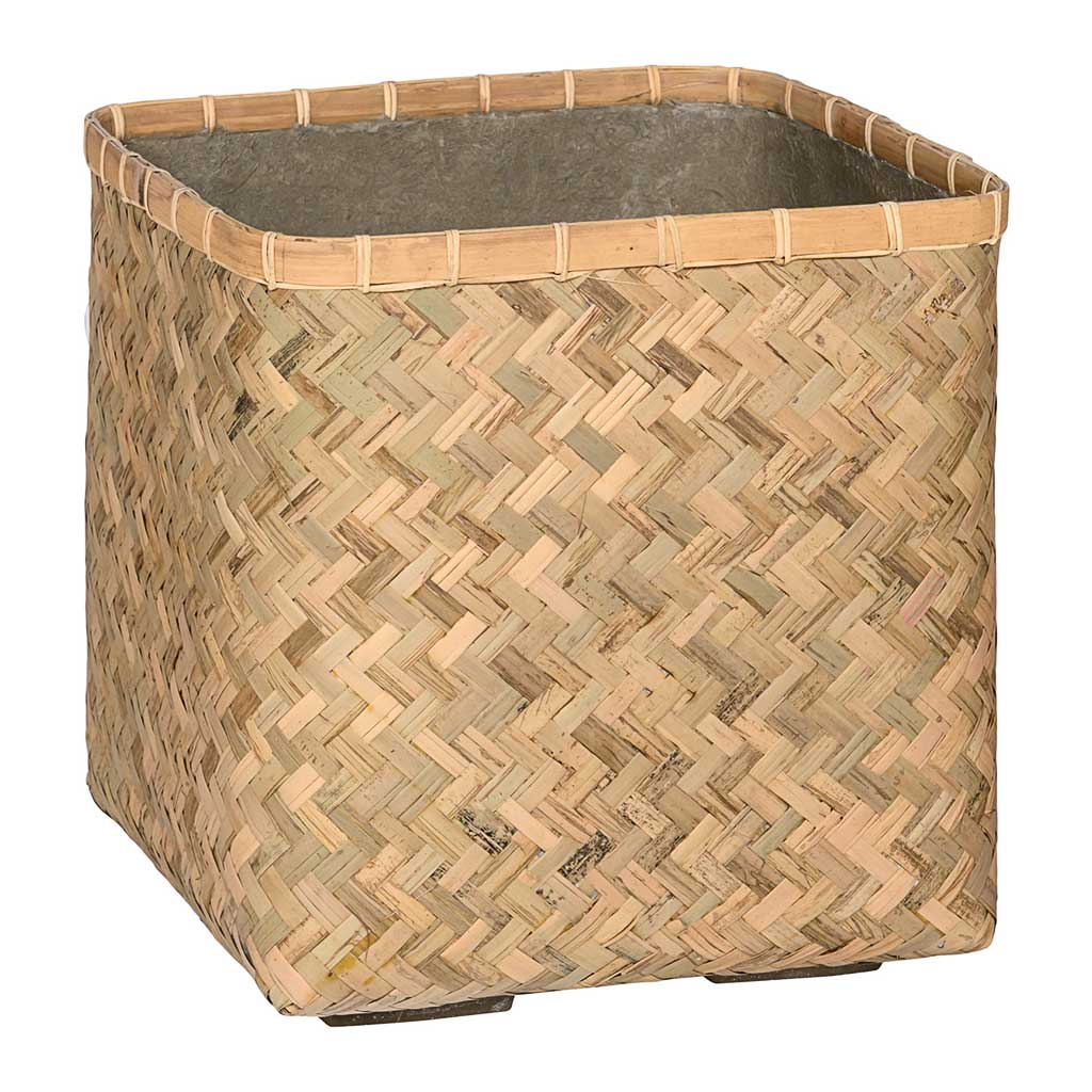 Kobe Bamboo Planter Medium
