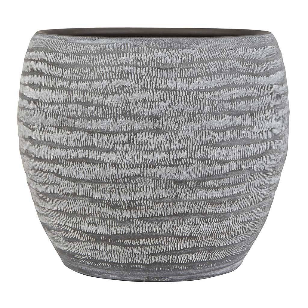 Koen Plant Pot - Brown - Large