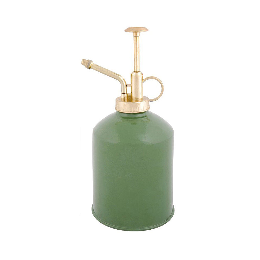 Large Zinc Atomiser - Green