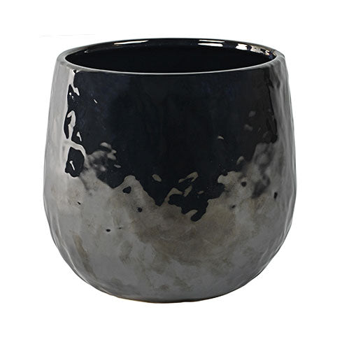 Lieke Plant Pot - Pearl Black