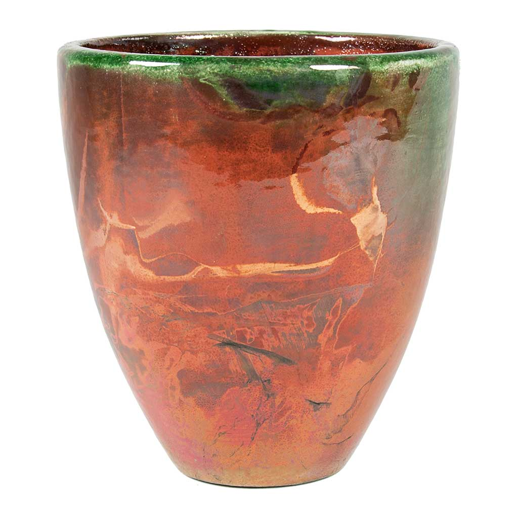 Livin' Beauty Flowerpot - Copper Smooth 15cm