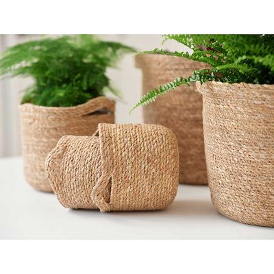 Nelis Plant Basket - Natural - Small Indoor Plant Baskets