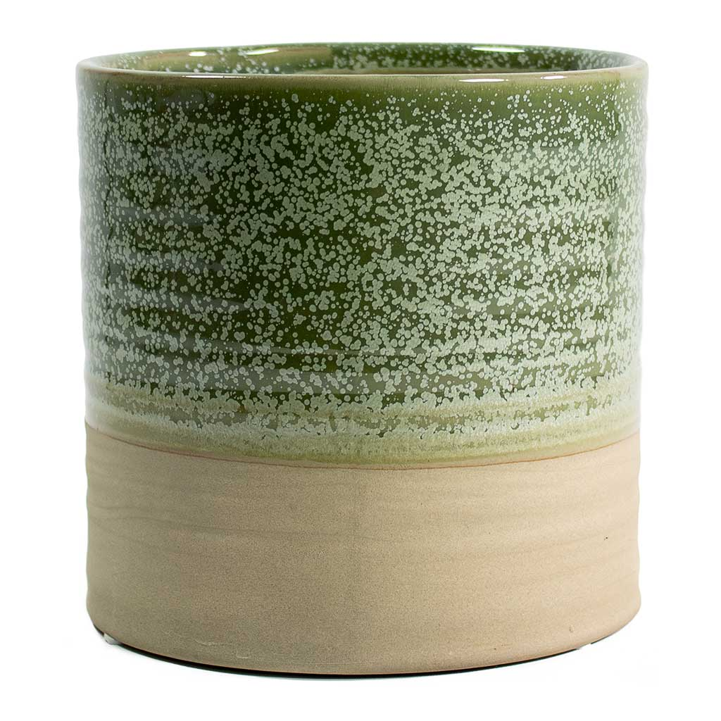 Nikkie Plant Pot Ice Green