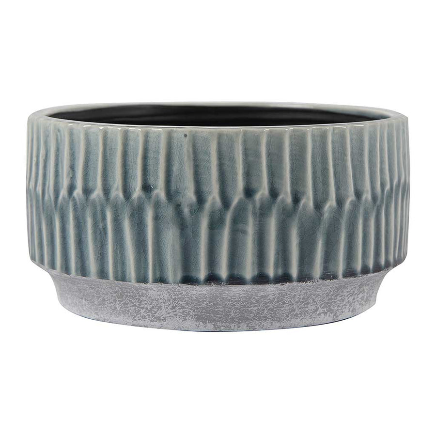 Onno Plant Bowl - Blue
