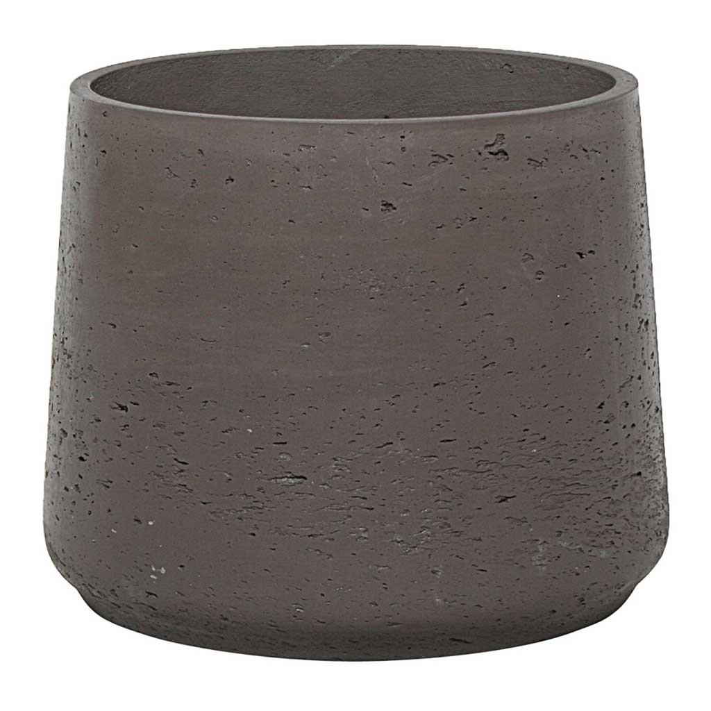 Patt Plant Pot - Ash Brown M