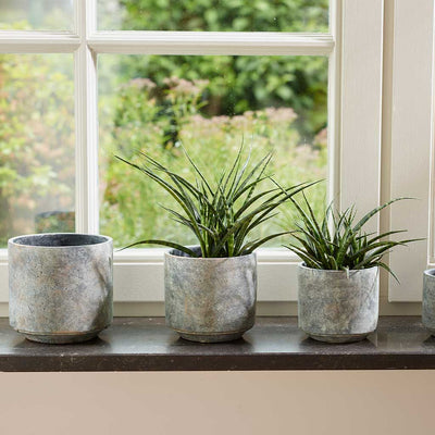 Saar Plant Pot - Earth Cement Collection