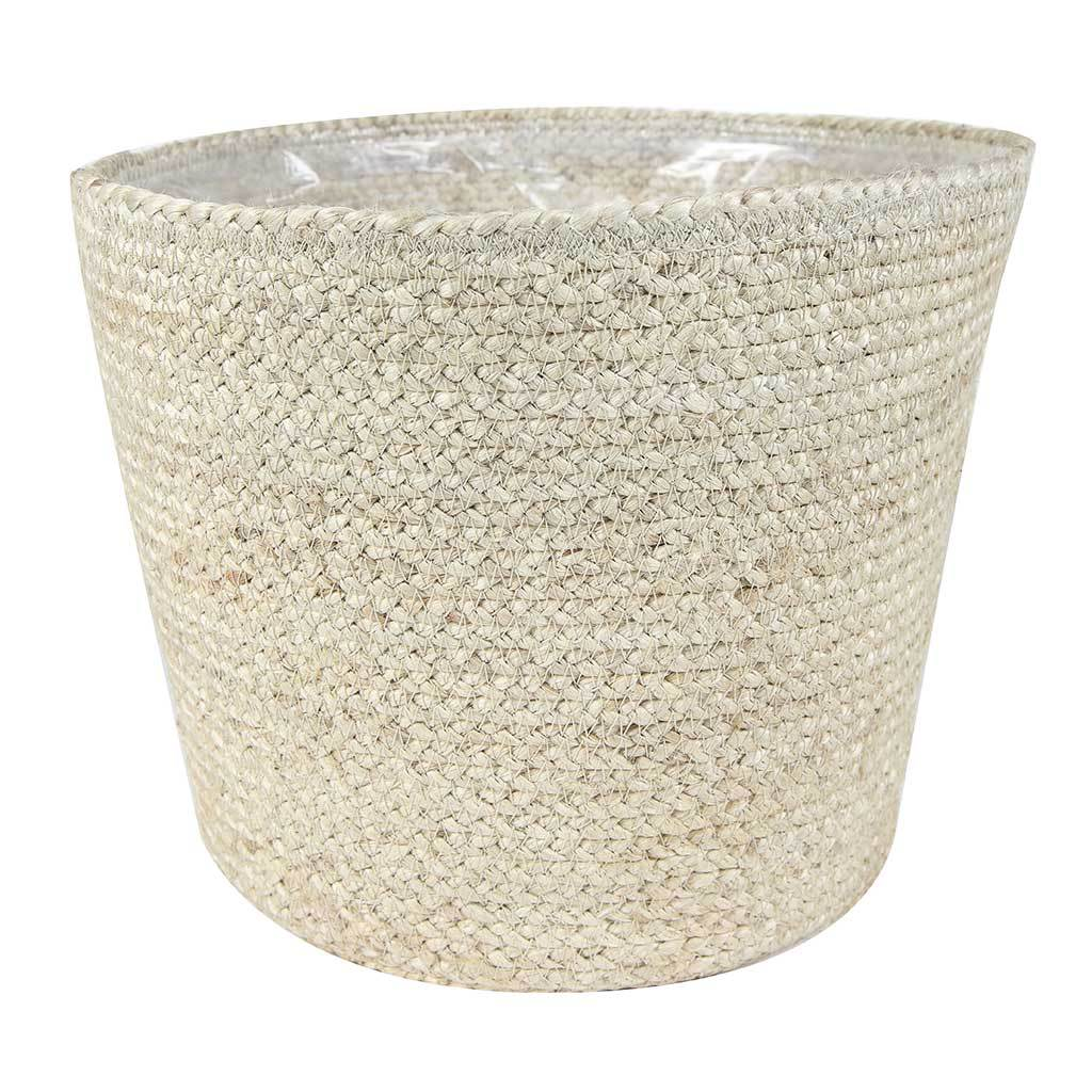 Selin Plant Basket - Jute - Medium