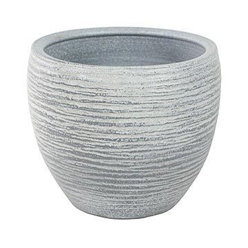 Sem Plant Pot - Light Grey 28cm, 30cm, 35cm