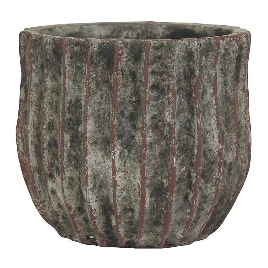 Sia Plant Pot - Earth - Large
