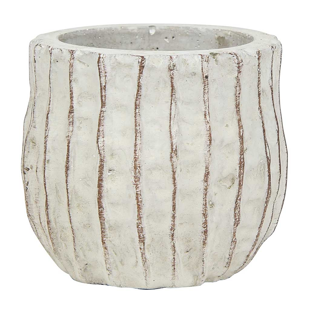 Sia Plant Pot - Natural - Large