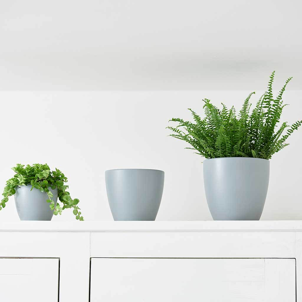 Sven Plant Pot - Light Blue - Small