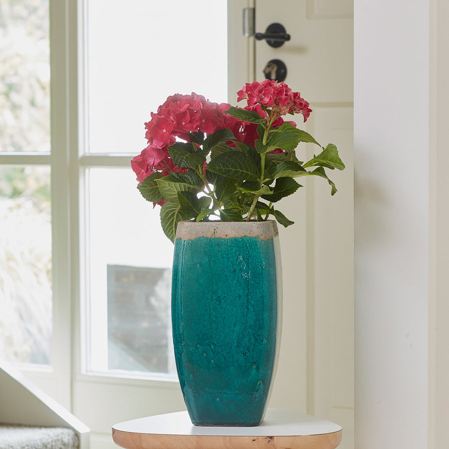 Tijn Plant Vase - Sea Green