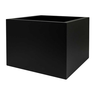 UP2U Square Planter - Matt Black - Large