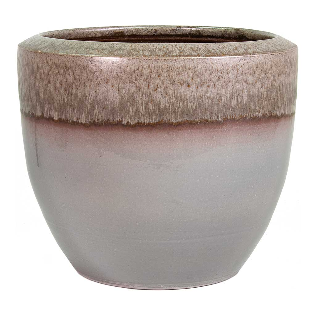 Vivian Plant Pot - Lava Grey - Large