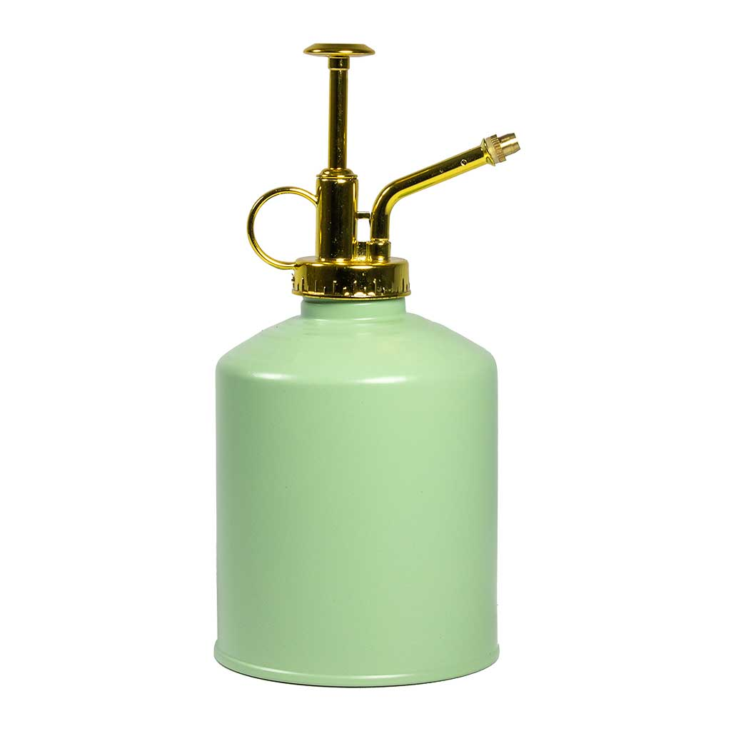 Zinc Atomiser - Mint Green