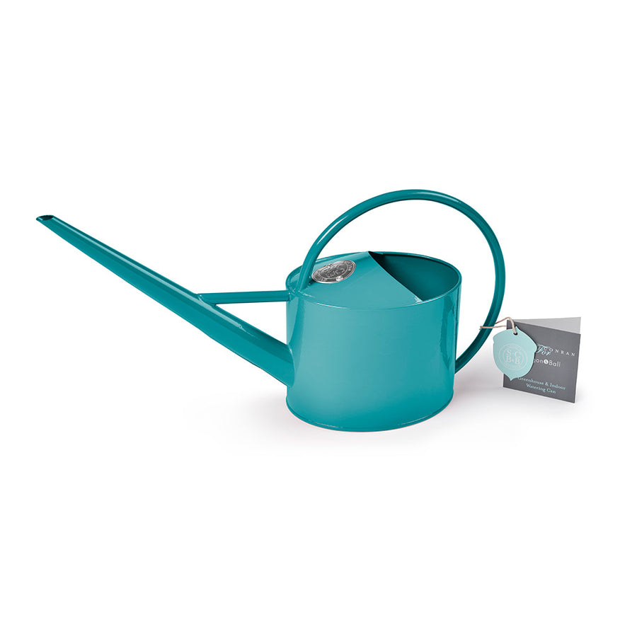 Sophie Conran Indoor Watering Can 1.7L - Sea Green
