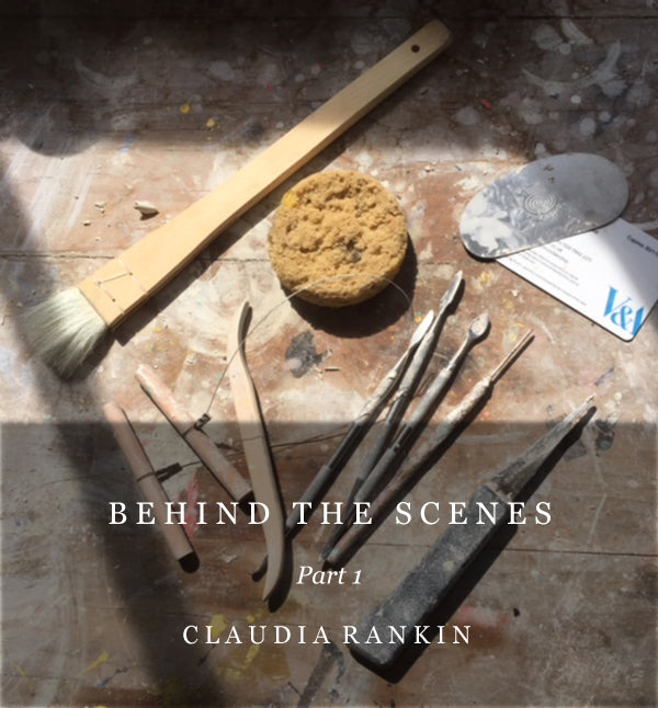 Behind the Scenes | Part 1 - Claudia Rankin