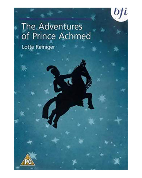 Lotte Reiniger | The Adventures of Prince Ahmed