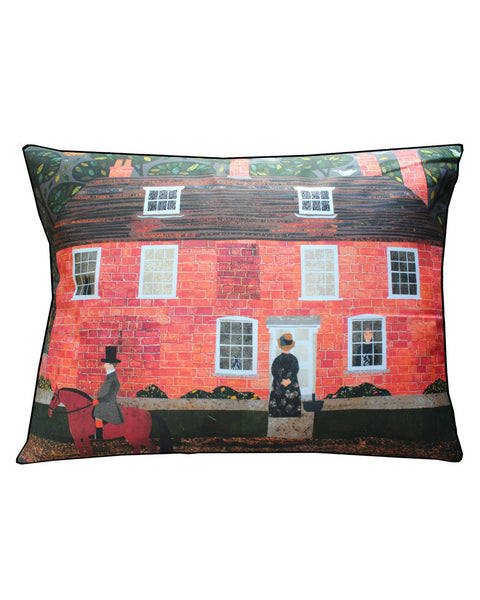 House Cushion Jane Austen's Chawton