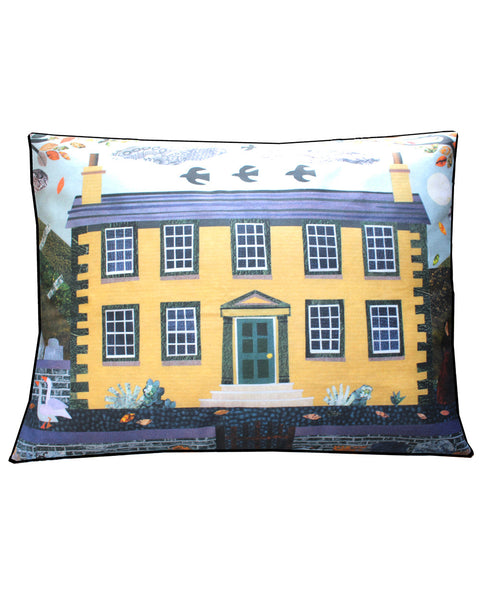 House Cushion The Bronte's Haworth Parsonage