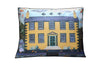Bronte's Haworth Parsonage - cushion cover