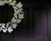 Cardboard Wreath Kit: Holly Berry (natural)