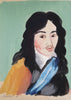 Painted Portrait King Charles II
