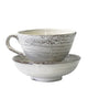 Large Cup & saucer/Bowl No4