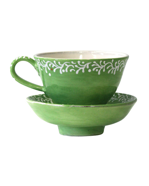 Large Cup & saucer/Bowl No8