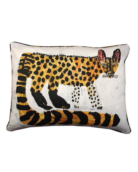 A: Cushion Miroco Machiko Hyena