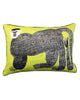 Mirocomachiko Monkey: cushion cover