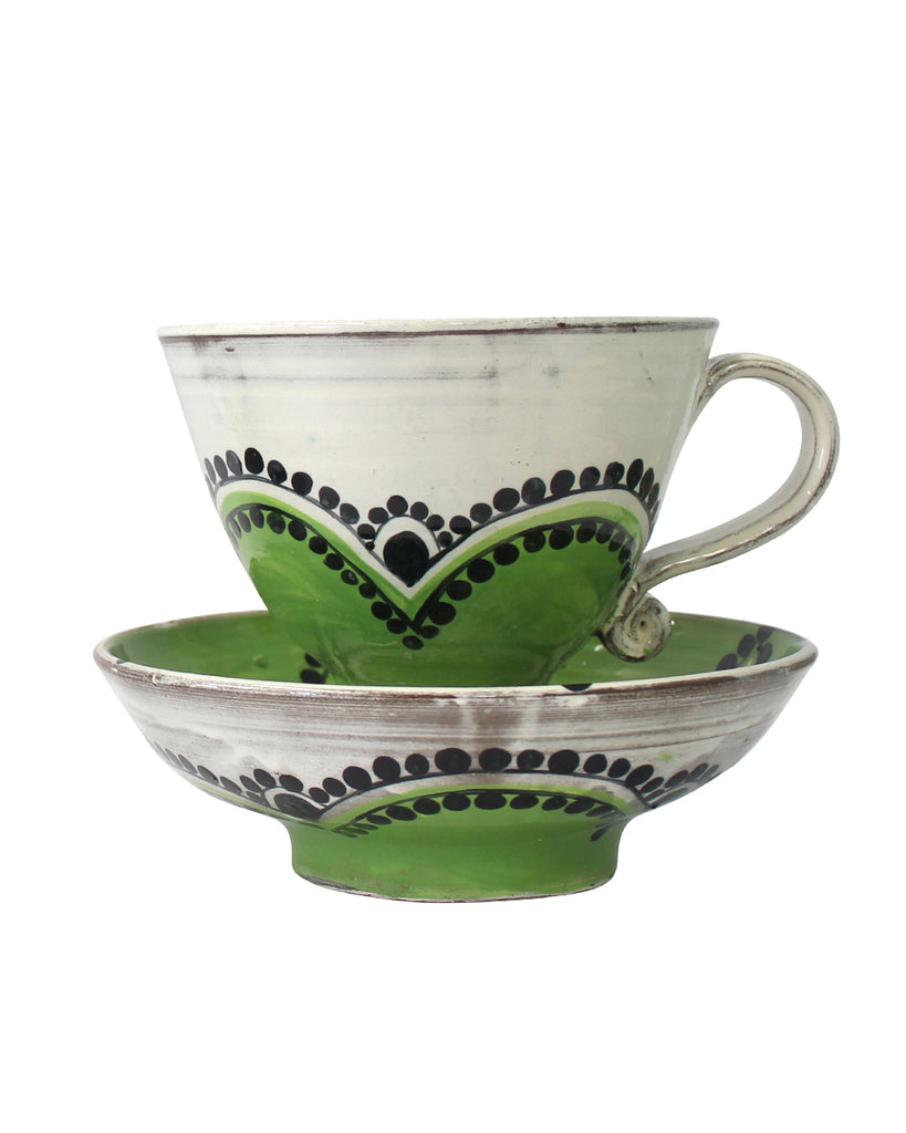 Large Cup & Saucer No3