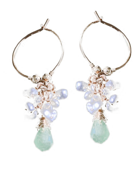 NEW BAROQUE Seabed earrings