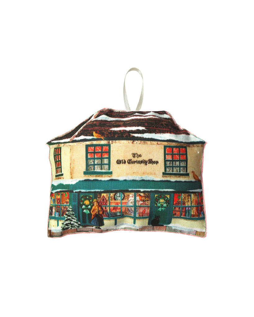 WRITERS HOUSES FABRIC KIT: Charles Dickens' Old Curiosity Shop