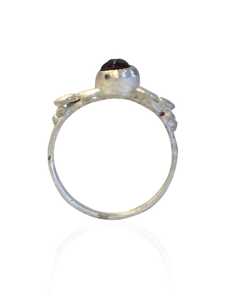 Mudlark Double Club Ring (silver)