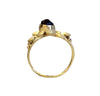 Mudlark Double Club Ring (gold)
