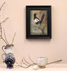 Original Framed Painted Panel - Magpie No.1