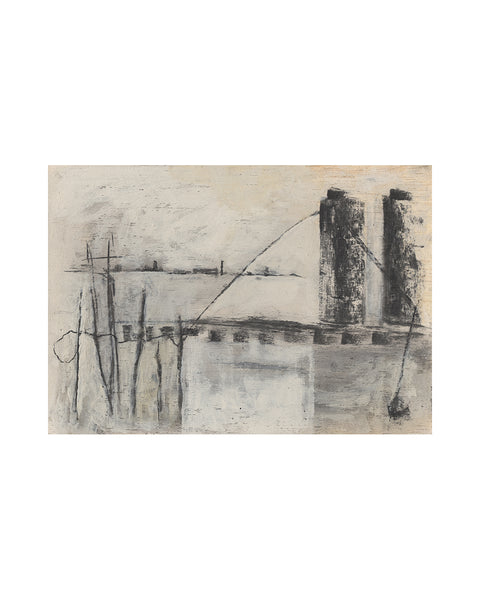 Estuary Structures No2
