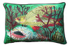 Large Cushion cover: Fish & Coral