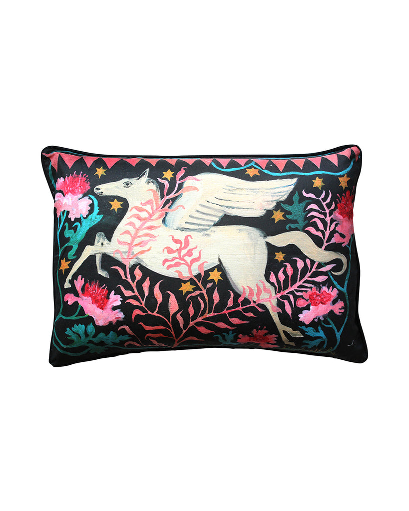 Large Cushion cover: Flying Horse