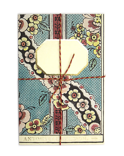 French Handmade Paper Notebook No5