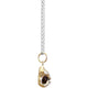 Talisman - Mudlark Hand Necklace (Gold plated Bronze)